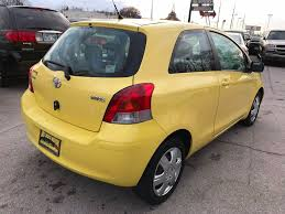 2009 Used Toyota Yaris 3dr Hatchback Manual at Best Choice Motors ...