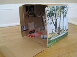 doll furniture recycled materials. Baby Furniture On Diy Dollhouse Make Your Own Out Of Recycled Materials Doll