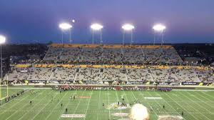 Tim Hortons Field Section 205 Home Of Hamilton Tiger Cats