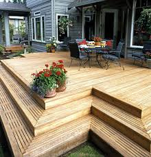 Decking Designs For Small Gardens Stunning Budgeting For A New Deck Better Homes Gardens