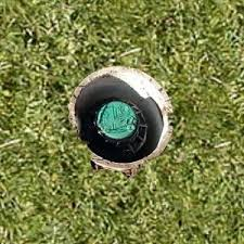 septic sprinkler head. Unique Sprinkler How To Sleeve Aerobic Septic Sprinkler Heads Prevent Running Over Them  With A Lawnmower Could Also Do This Irrigation Systems To Septic Sprinkler Head