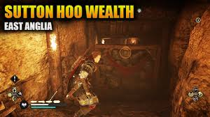 Sutton Hoo Wealth - Assassin's Creed Valhalla (East Anglia) - YouTube