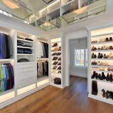 walk in closet ideas. Large Transitional Gender-neutral Medium Tone Wood Floor And Brown Walk-in Closet Walk In Ideas C