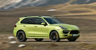 First Details On The 2018 Porsche Cayenne