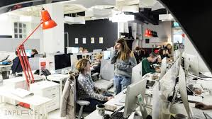 Nefa architects leo burnett Advertising Agency Office Spaces Moscow 5 Explore Leo Burnett Batteryuscom Leo Burnett