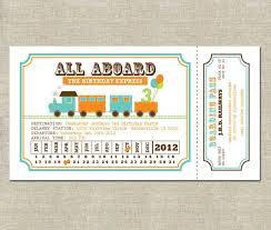 17 Awesome Train Ticket Template Printable Images Thomas Party