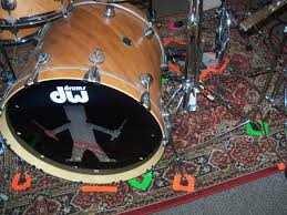 we know that the people at guitar center know how to set up an orange county drum kit and set it on a drum rug thatu0027s designed for drumming for drummers