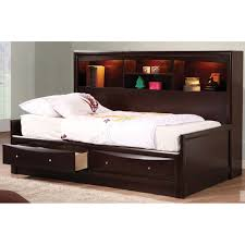 Images About Double Bed With And Queen Ideas Platform Storage Headboard