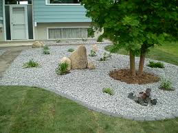 Small Picture Small Front Garden Ideas On A Budget Uk Post Rock Solid Landscape