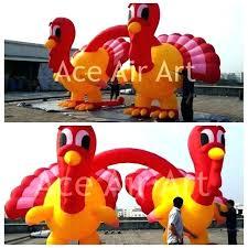 turkey decorations for thanksgiving ideas outdoor dinner decor decoratio
