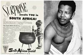 A Vintage Vacation In Apartheid South Africa Envisioning The