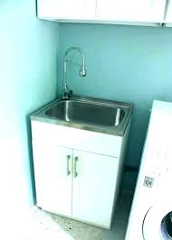 laundry room sink ideas small utility depth vintage