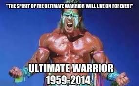 RIP Ultimate Warrior | Goodnight Sweet Prince | Know Your Meme via Relatably.com