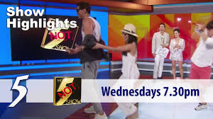 Not The 5 Show: Fashionable Ways to Beat the Heat! - YouTube