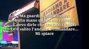 Fabio Rovazzi - Andiamo A Comandare (Special Version) (Testo e Audio) -  YouTube