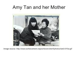 tan mother tongue  3 amy tan and her mother