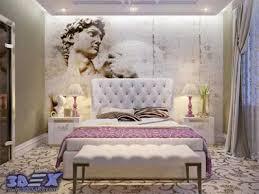 Art Deco Style, Art Deco Interior Design, Art Deco Bedroom Decor With Art  Painting