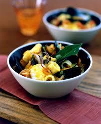 Seafood zarzuela - 5-2 diet