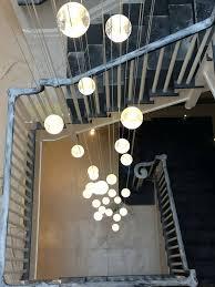 bubble light fixture chandelier interesting bubble light chandelier bubble chandelier stair light wall hinging elegant