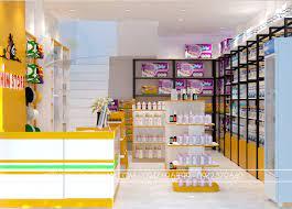 Thiết kế shop mẹ và bé Nhím Store 33m2 - Vĩnh Phúc