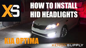 kia optima how to install hid xenon w wiring harness 2011 kia optima how to install hid xenon w wiring harness 2011