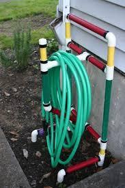 garden hose storage ideas. Build A Beautiful Garden Hose Storage With Planter Ideas