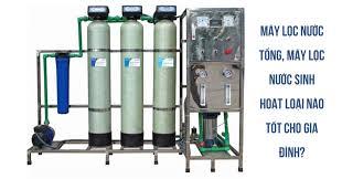 Máy lọc nước tổng, máy lọc nước sinh hoạt loại nào tốt cho gia đình? -  META.vn