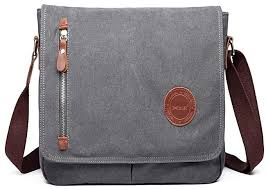product images gallery fashion canvas messenger bag