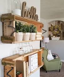 Small Picture Best 20 Crates on wall ideas on Pinterest Nautical theme