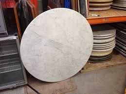 marble table tops round