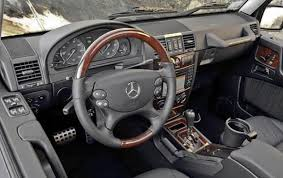2012 Mercedes-Benz G-Class - Information and photos - ZombieDrive