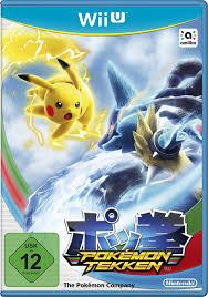 Nintendo Wii U Pokemon Tekken: Amazon.co.uk: Toys & Games