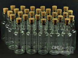 Decorative Glass Bottles Wholesale 100 Miniature Souvenir Wine Glass Bottles Corks 100ml Interior 49