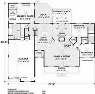 Superb Lake House Plans With A View   Lake House Plans With Rear    Superb Lake House Plans With A View   Lake House Plans With Rear View