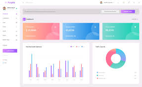 Free Web Application Design Templates Popular Paid And Free Admin Templates For Websites