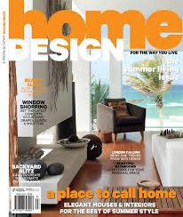 Beautiful Home & Design Magazine Contemporary - Interior Design .