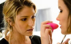makeup hair artist for your boudoir photo shoot