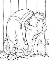 Disegni Da Colorare Dumbo Az Colorare