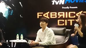 Ji Chang Wook for TVN Launch and Fabricated City in Malaysia
