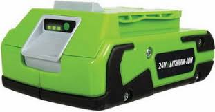 <b>Аккумулятор Greenworks G 24</b> B2 2902707 купить в интернет ...