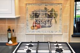Tile Murals For Kitchen A Kitchen Backsplash From California To Connecticut And Back