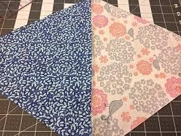 easy to sew reversible dog bandana