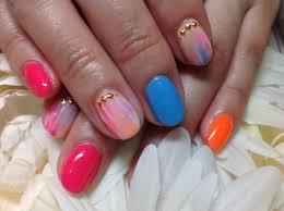 デートネイルお出かけ用ネイルデザイン神戸三田のネイルサロン 美nail