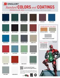 Steel Roof Color Chart Englert Color Chart Everglad Future Ranch Horse Barn In