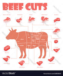 Buffalo Cuts Chart Beef Cuts Chart