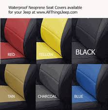 car seat covers with armrest all things jeep neoprene rear seat covers for jeep wrangler 2