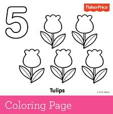 Small Picture Number 5 Coloring Pages For Toddlers Coloring Pages