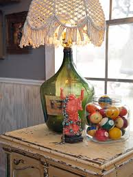 Making Wine Bottle Lights Brighten Up With These Diy Home Lighting Ideas Hgtvs Decorating