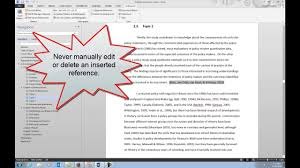 Edit And Delete Citations In Endnote
