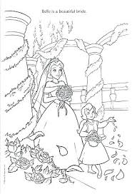 Disney Wedding Coloring Pages Download Wedding Coloring Sheets Free